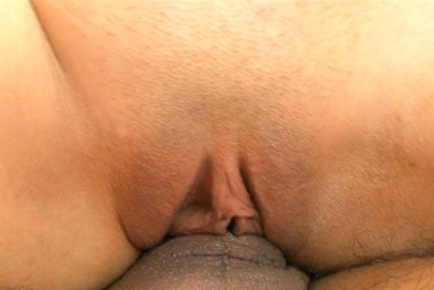 Nasty Asian Shino gives a sloppy blowjob in 69 position