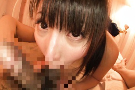 Yuuki itano. Yuuki Itano Asian in long socks blowjob dong and fucks it so well