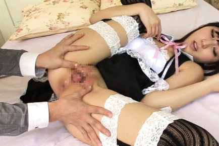 Yuuki itano. Yuuki Itano Asian in house keeper outfit has nooky aroused a lot