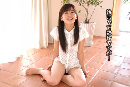 Rimu sasahara. Rimu Sasahara Asian with hot butthole up has cunt rubbed over panty