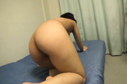 Japanese av model. Japanese AV Model has legs spread and juicy nipples bitten by guy